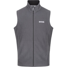Regatta Tobias II Bodywarmer Vest Heren, seal grey